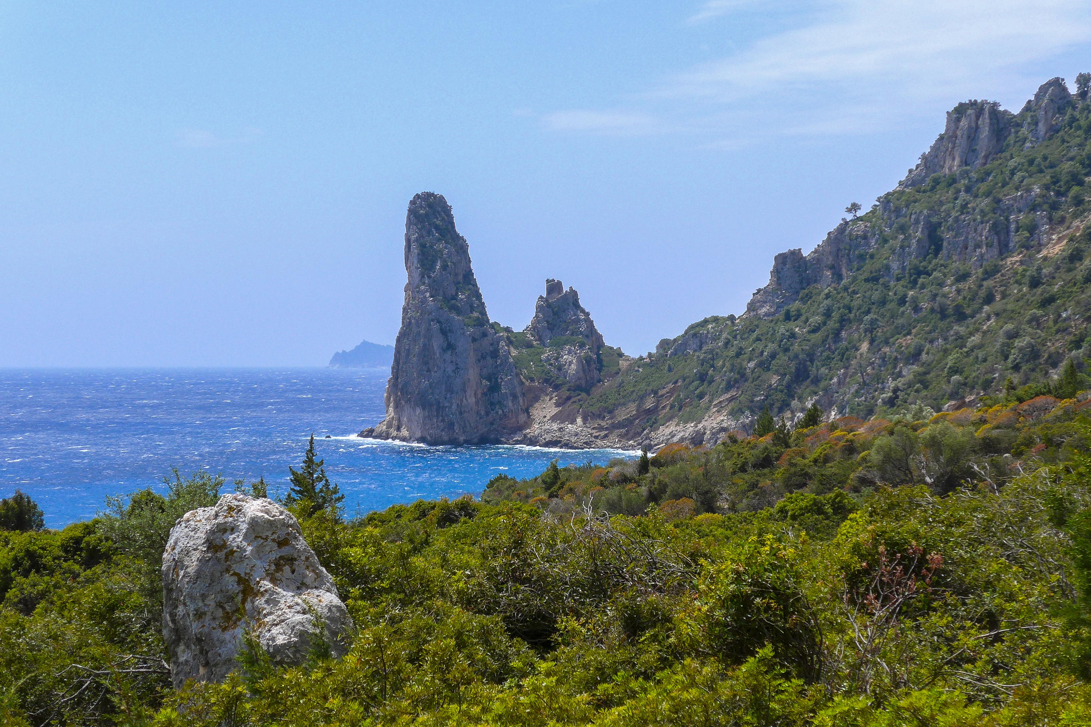 Wandern auf Sardinien - Cala Gonone