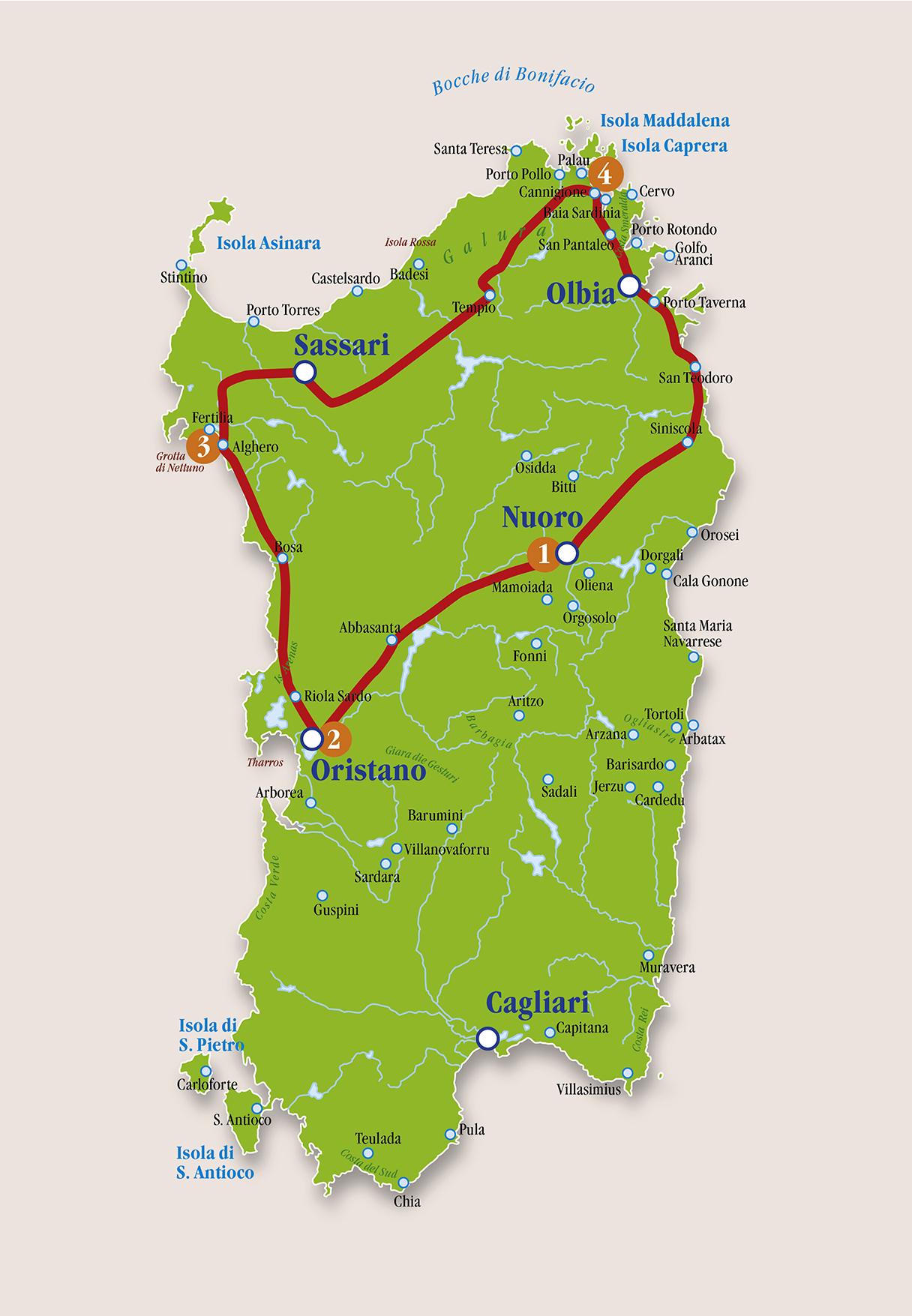 route mietwagen 1 norden 2014