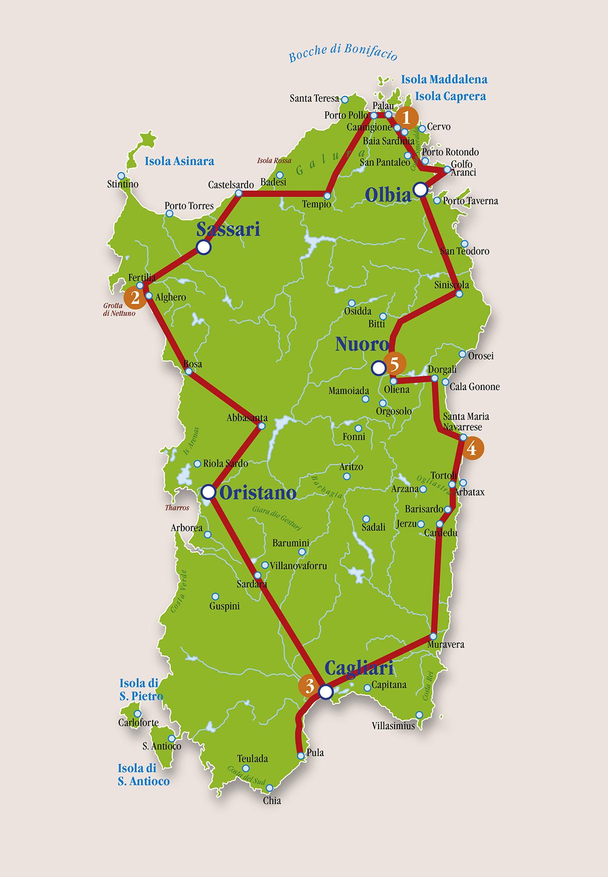 route mietwagen 4 gr.rundreise 2014