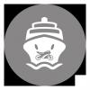 logo transport faehre motorrad negativ-web